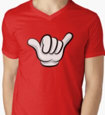 Hang loose. Surf and rock fingers T-Shirt
