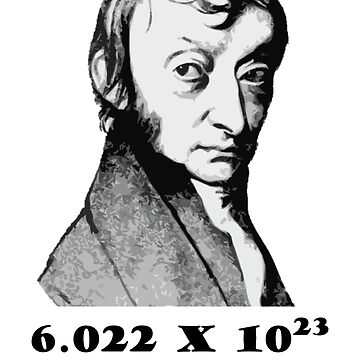 Avogadro's Number by samohtbackwards