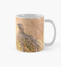 Grouse in the Grass Classic Mug