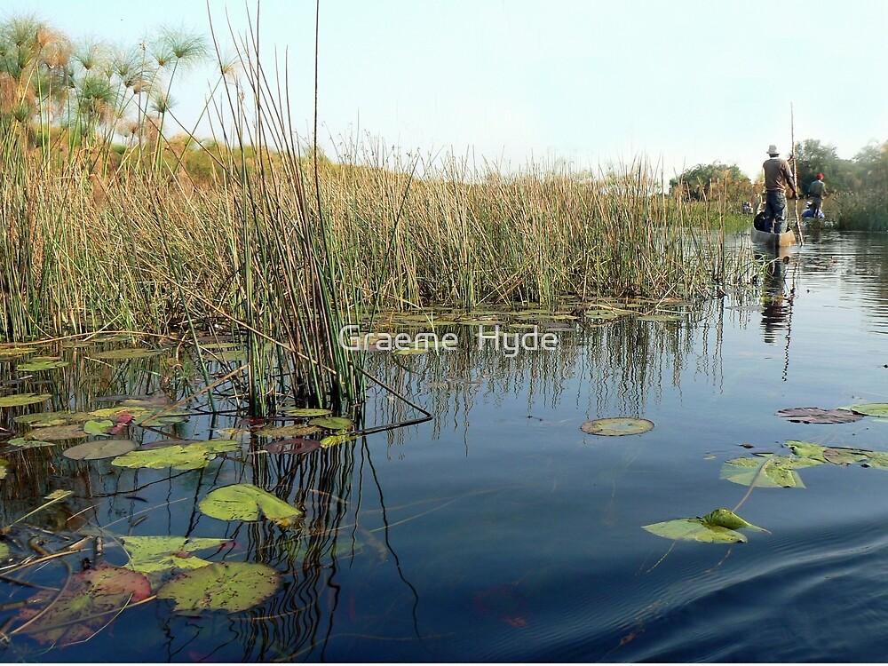 In the Okavango by Graeme  Hyde