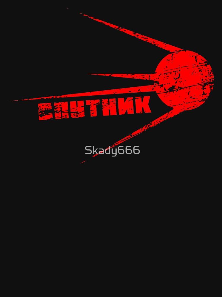 SPUTNIK by Skady666