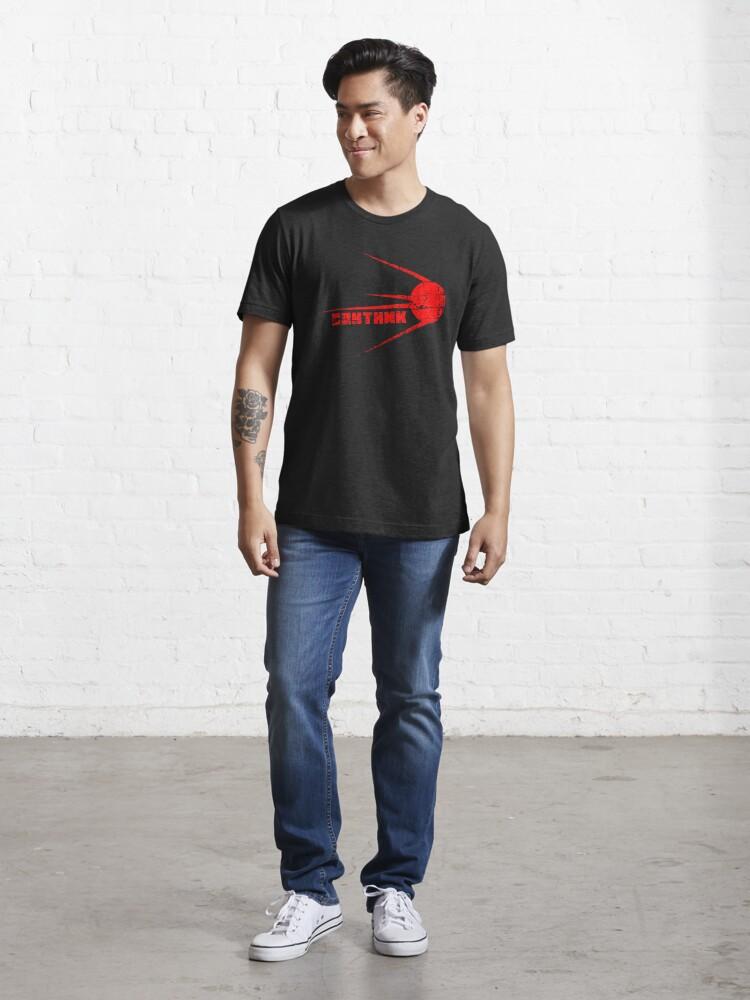 Alternate view of SPUTNIK Essential T-Shirt