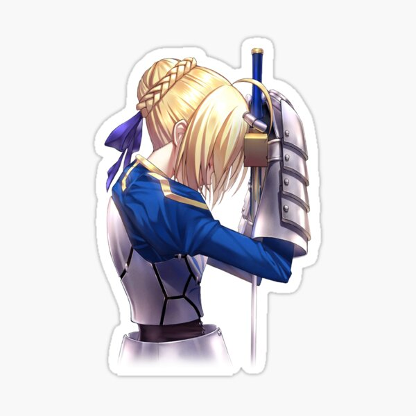 Saber Lament Sticker