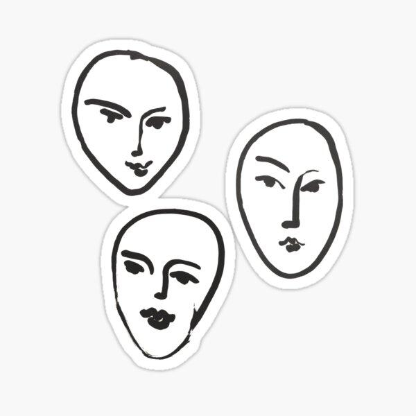 MATISSE Sticker