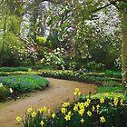 Spring In Savill Gardens by lezvee