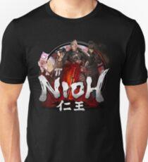 Camiseta unisex nioh dock icon