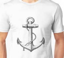 Anchor & Rope Unisex T-Shirt