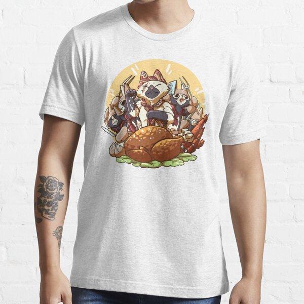 Meowscular Chef Bae Essential T-Shirt