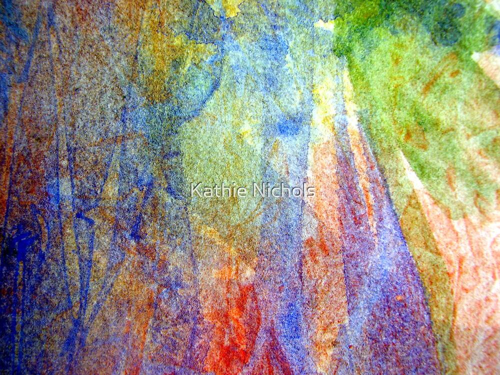 Rainbows Under the Sea by Kathie Nichols