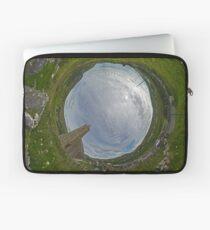 Glencolmcille Church - Sky In Laptop Sleeve