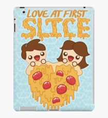 Love At First Slice iPad Case/Skin