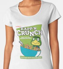 Kapp'n Crunch! Women's Premium T-Shirt