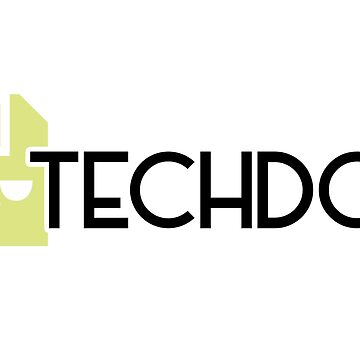 Techdox Shirts - Hoodie by Crestedcracker