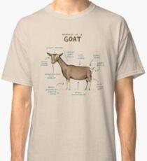 Anatomy of a Goat Classic T-Shirt