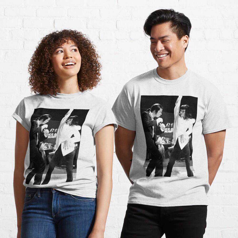 PULP FICTION DANCE Classic T-Shirt