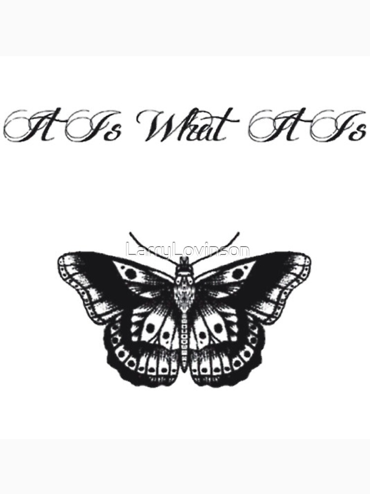 TShirtGifter presents: It is what it is | Unisex T-Shirt