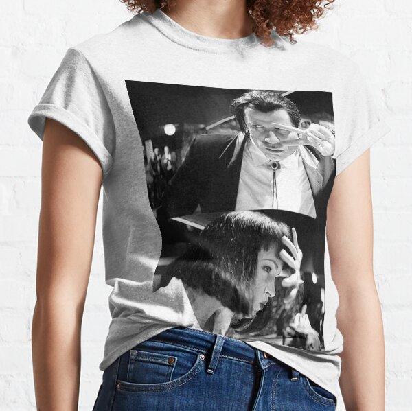 PULP FICTON DANCE DOUBLE Classic T-Shirt