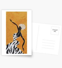 Untamed Postcards