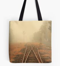 Into the Fog Tote Bag