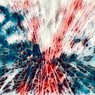 Red White and Blue by yolanda