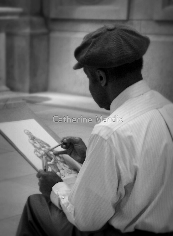 An Artist's Life by Catherine Mardix
