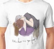 Kiss me you fool Unisex T-Shirt