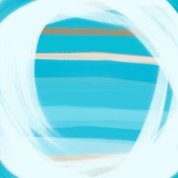 Blue Lagoon by oceanblueart