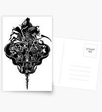 My Dark Soul Postcards