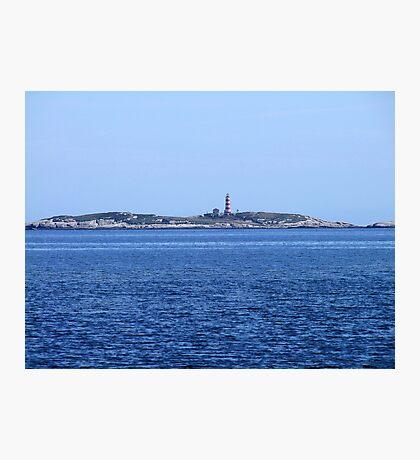 Sambro Island Light Photographic Print