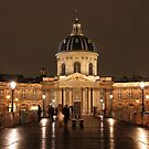 Institut de France by Elena Skvortsova