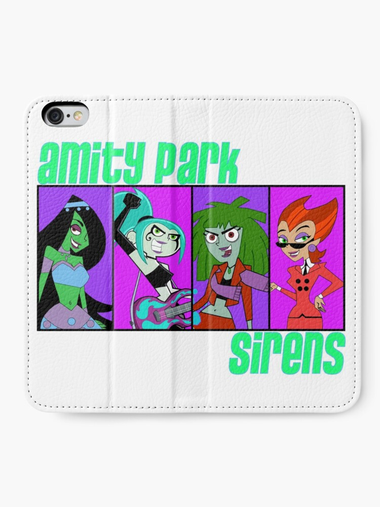 Amity Park Sirens Danny Phantom Iphone Wallet By Annahallo34 Redbubble Amity park on wn network delivers the latest videos and editable pages for news & events, including entertainment, music, sports, science and more, sign up and share your playlists. amity park sirens danny phantom iphone wallet by annahallo34 redbubble