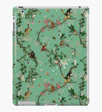 Affenwelt Grün iPad-Hülle & Klebefolie