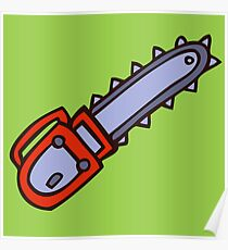 chainsaw chainsaw Poster