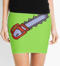 chainsaw chainsaw Mini Skirt