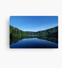 situ gunung lake # 1 Canvas Print