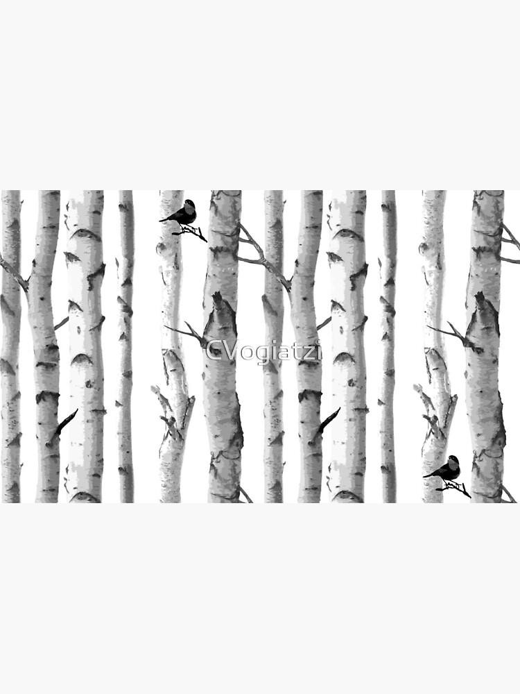 Trees Trunk Design by CVogiatzi