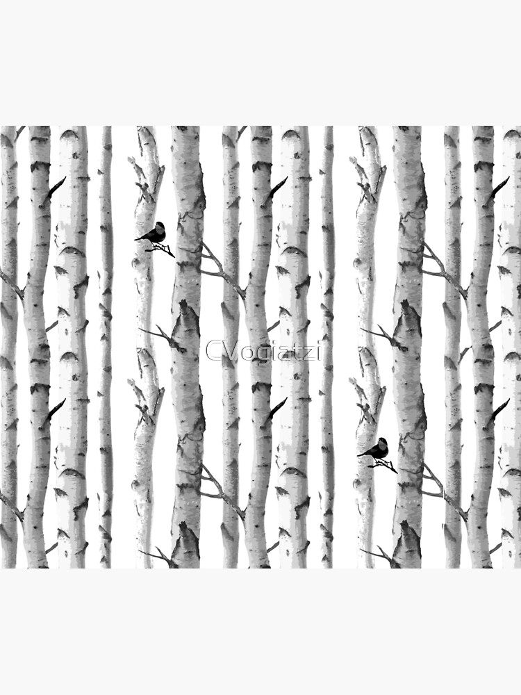 Trees Trunk Design by CVogiatzi