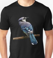 Reborn in Blue Unisex T-Shirt