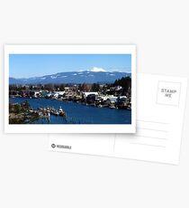 La Conner Washington Postcards