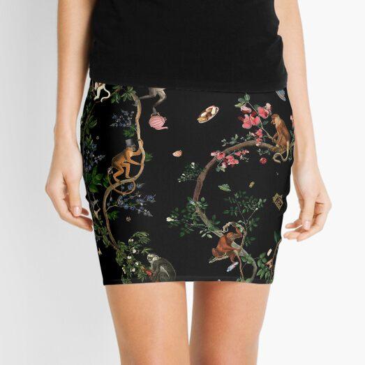 Monkey World Mini Skirt