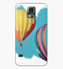 Colorful Balloons Case/Skin for Samsung Galaxy