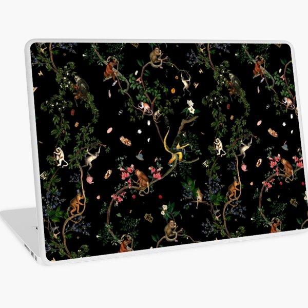 Monkey World Laptop Skin