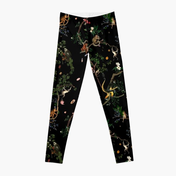 Monkey World Leggings