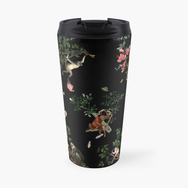 Monkey World Travel Mug