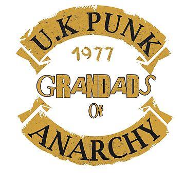 UK Punk Grandads of Anarchy  by PunkGrandad