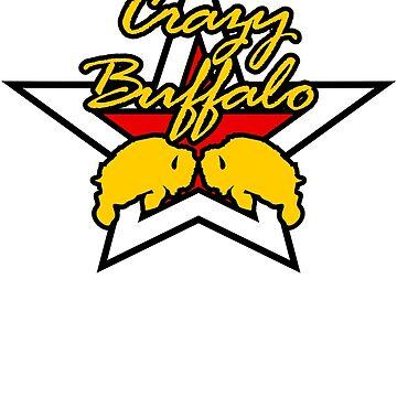 Street Fighter IV Boxer - Crazy Buffalo by btnkdrms