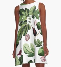 Figs white A-Line Dress