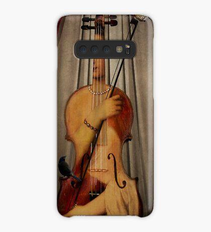 Der Musiker Hülle & Klebefolie für Samsung Galaxy