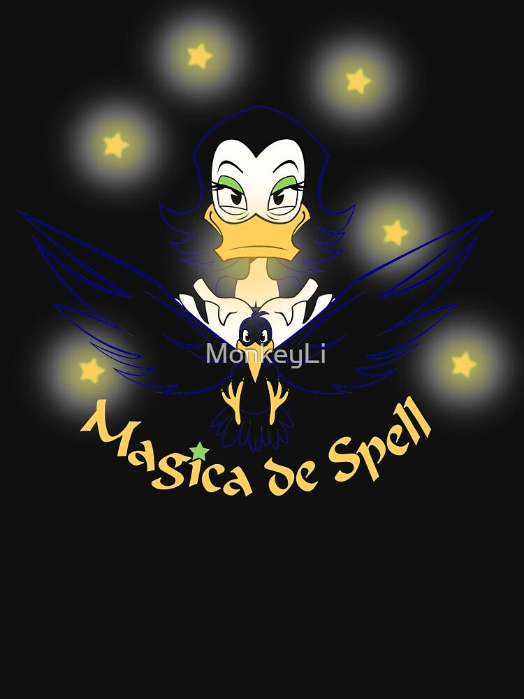 Magica de Spell by MonkeyLi