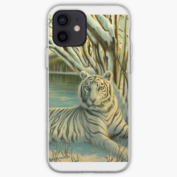 Snow Tiger iPhone Soft Case